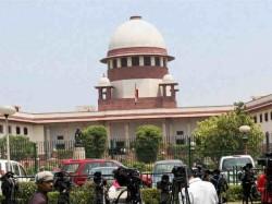 Five Judge Constitution Bench Decide The Validity Demonetization