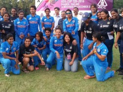After Setting Nepal 121 Run Target India Skittled The Team