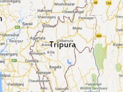 Tmc Mla Snatches Speaker S Mace Tripura Assembly