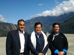 Us Supports India On Its Envoys Visit Arunachal North Easter