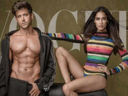 Hrithik Roshan And Lisa Haydon Latest Hot Sizzling Photoshoot