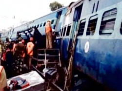 Jagdalpur Bhuvaneswar Hirakhand Express Derails 32 Reported Dead