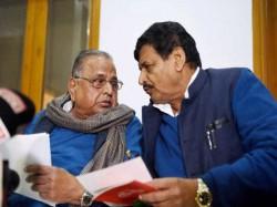 Mulayam Singh Yadav Postpones National Convention Samajwadi Party On January 5 Says Shivpal