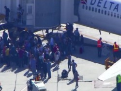 Several People Shot At Florida S Fort Lauderdale Airport Suspect In Custody