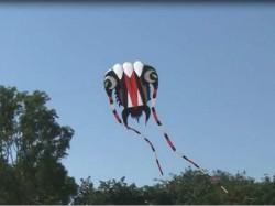 Photos International Kite Festival At Jamnagar Gujarat