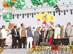 Chief Minister Vijay Rupani Inaugurates International Kite F