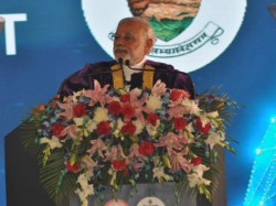 Pm Narendra Modi Inaugurates Indian Science Congress At Tirupati