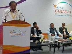 Vibrant Gujarat Read Here What Venkaiah Naidu Said About Gujarat