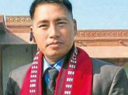 Republic Day 2017 Wife Army Hero Hangpan Dada Receives His Ashoka Chakra