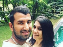 Cricket Cheteshwar Pujara Break Record Read Here His Famiy Reaction