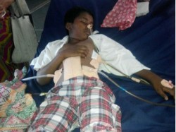 Rajkot Maliya Hatina S Injured Teen Boy Died