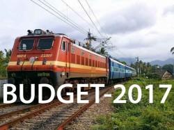 Rail Budget 2017 Read Here Arun Jaitley Announcement On Rail Budget