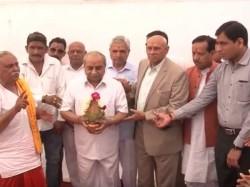 Vadodara Nitin Patel Inaugurates Various Plans Today Congress Protest