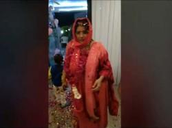 Sadhvi Jayshree Giri New Video Viral Where She Celebrated Her Lavish Birthday