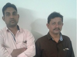Two Arrested Trafficking Old Notes Rajkot