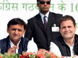 Akhilesh Yadav Says Alliance With Congress Was Due Family Feud In Samajwadi Party