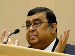 Former Chief Justice Of India Altamas Kabir Passed Away