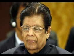 Iuml Mp E Ahamed Passes Away He Was Rushed The Hospital Yesterday