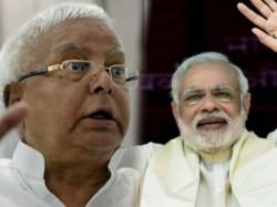 Union Budget 2017 Lalu Yadav Said Pm Modi Is Indian Trump