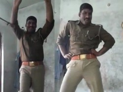 Policeman Dance Video Viral Up