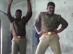 Policeman Dance Video Viral Up