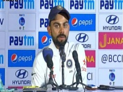 Virat Kohli Blames Batsmen Poor Performance After Losing Pune Test