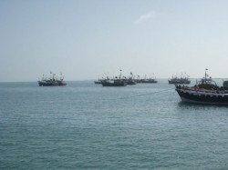 Gujarat Fishermen Warned Against Venturing Into Sea Weather Department