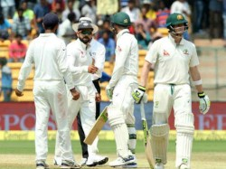No Action Against Virat Kohli Steven Smith 2nd Test Fracas Icc