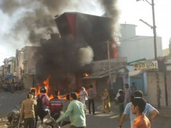 After Communal Riot Like Situation Anjar Now Things Are Und