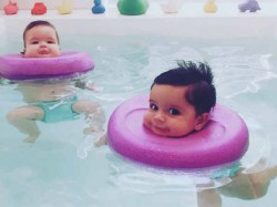 Viral Photos The Cutest Baby Spa Australia