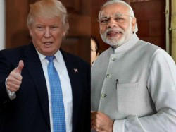Us President Trump Called Pm Modi Convey His Felicitations On The Electoral Results