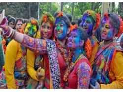 Holi Celebrations Different States India