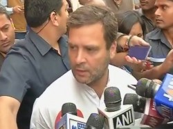 Rahul Gandhi Says We Are Opposition You Have Ups Downs We Had A Little Down In Up