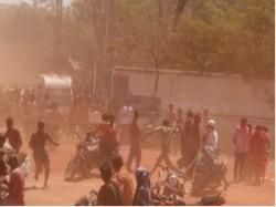 Police Take Action After Uproar Holi Celebration At Rajkot