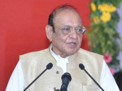 Shankersinh Vaghela I Am Not The Race Cm