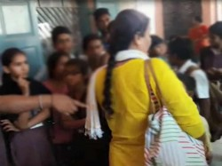 Porbandar Leady Teacher Forced Student Watching Dirty Films Parents Protest