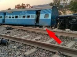 Coaches Mahakaushal Express Derailed Near Mahoba