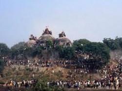 Sc Hearing Babri Mosque Demolition Case Against Advani Tomorrow