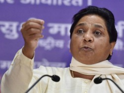 Mayawati Says Evms Did Not Accept Any Vote Other Than That Of Bjp