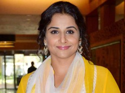 Vidya Balan Reveals She Was Harassed A Fan At Kolkata Airport