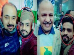 Aap Leader Arrested In 25 Lakh Robbery Case In Delhi