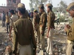 Two Bomb Blast After Continuous Threats Agra