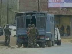 Jammu Kashmir Collision Between Security Forces And Terrorists