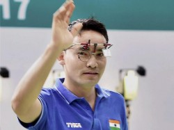 Issf Shooting World Cup Jitu Rai Wins Gold Amanpreet Singh Win Silver
