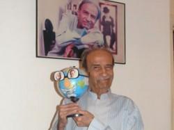 Famous Writer Tarak Mehta Passed Away In Ahmedabad