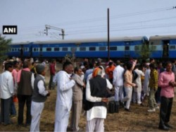 Explosion On Bhopal Ujjain Passenger Train In Madhya Pradesh S Shajapur Area