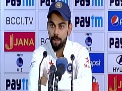 Virat Kohli Addressed Media Post Dharamsala Test
