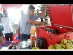 Vadodara Health Department Raid At Mango Market