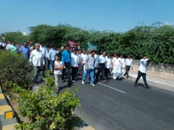 Diu People Protest Against Supreme Court Liquor Ban