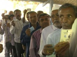 Grampanchayat Election 80 Percentage Voting